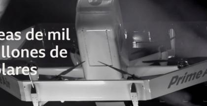 Dron de Amazon Prime