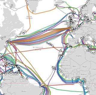 Cable submarino de conectividad; garantizando el teletrabajo por el COVID-19